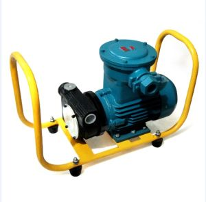 Electric Anti-Explosion Transfer Pump with Stand (JYB-80FB)