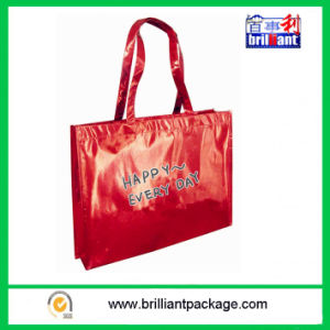 Custom PP Woven Shopping Bag, Any Design pictures & photos