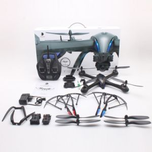 0758h-2.4GHz 6 Axis Gyro Altitude Hold RC Quadcopter Drone with 5.0MP Camera pictures & photos