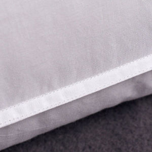 100% Cotton Fabric Microfibre Hotel Pillow (DPF060972) pictures & photos
