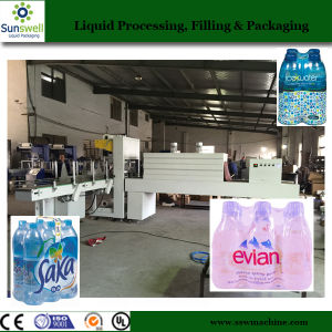 Small Capacity Semi-Automatic PE Film Shrink Packaging Machine pictures & photos