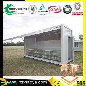 Modular Movable House Container House for Shop pictures & photos