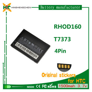 Rechargeable Phone Li-ion Battery for HTC T7373 pictures & photos