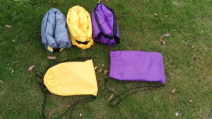 Ripstop Nylon Inflatable Sleeping Air Bag (A0098) pictures & photos