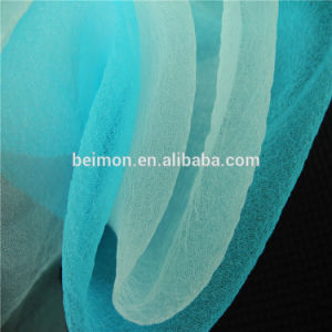 2016 Beautiful and Pleated Organza for Summer Dress in China pictures & photos