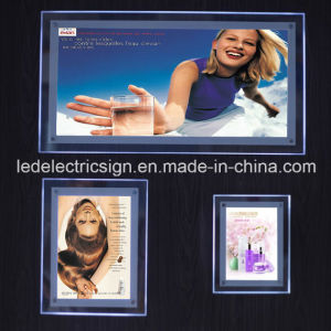 Slim Light Box with LED Light Box pictures & photos