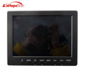 7 Inch Photography Sdi LCD Monitor with 2 HDMI/VGA/ USB/Ear/Sdi in/ Sdi out/Audio/ AV/Ypbpy pictures & photos