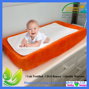 Waterproof Changing Pad Liner Bamboo pictures & photos