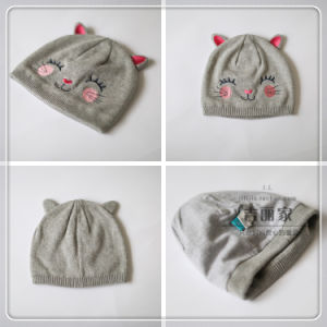Cheap Baby Knitted Animal Hat pictures & photos