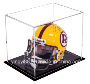 Custom Acrylic Table Top Display Case with UV Protection pictures & photos