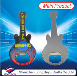 Guitar Bottle Opener Hardware Metal Bottle Opener pictures & photos