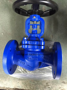 DIN Standard Bellow Seal Globe Valve pictures & photos