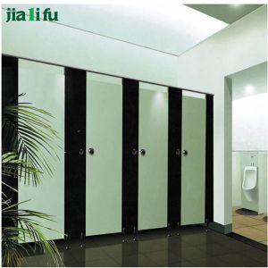 Jialifu Public HPL Toilet Cubicle Partition System pictures & photos