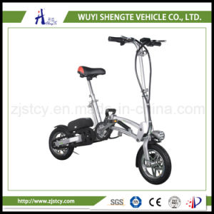 "2015 Hot Sell 250W 36V 10ah 350W Green Energy Adult 12"" Foldable Ebike pictures & photos"