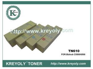 Compatible Color Toner Cartridge for Bizhub C5500/6500 pictures & photos