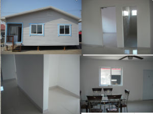 Prefabricated Light Steel Structure Living House Building (KXD-SSB53) pictures & photos