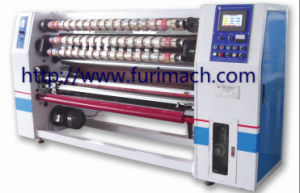 Fast Speed Adhesive Tape Making Machine /Masking Tape Slitting Machine pictures & photos