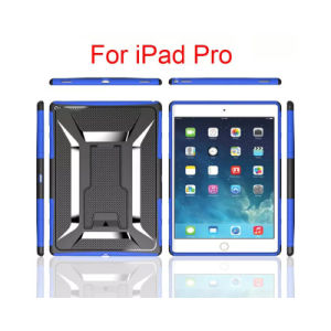High-Quality 2in1 Hybrid Combo Mobile Case for iPad PRO pictures & photos