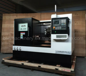 Bl-X36/36D Japan Technology Lineal Guideway Slant Bed CNC Metal Lathe Machine Tool Price pictures & photos