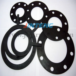 EPDM Rubber Gasket, PTFE Bonded EPDM Rubber Gaskets pictures & photos