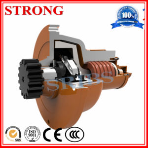 Saj-60 M8z12 Reverse Brake Anti-Fall Safety Device for Construction Hoist pictures & photos
