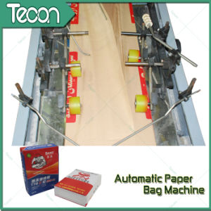 Kraft Paper Bag Making Machine with Flexo Printing pictures & photos