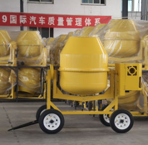 Cm750 (CM50-CM800) Portable Electric Gasoline Diesel Concrete Mixer pictures & photos