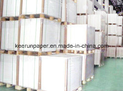 White Cardboard Medicine Packaging Paper Board pictures & photos