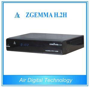Premeir Broadcasting Equipment Zgemma H. 2h Combo DVB S2 + DVB T2/C pictures & photos