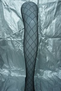 Sexy Tights Fishnet Stocking with Check Pattern pictures & photos