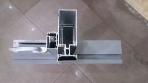 Aluminium Profiles of The Construction Curtain Wall pictures & photos