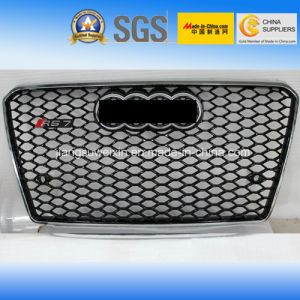 "Black Auto Car Front Grille for Audi RS7 2013"" pictures & photos"