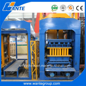 Qt6-15 AAC Supplier/Kenya Good Quality Concrete Block Machine for Sale pictures & photos