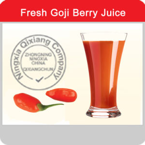 New Crop Organic Fresh Goji Juice