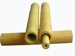 Stone Wool for Pipe/ Rockwool Insulation- Manufacturer