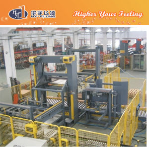 Hy-Filling Paper Carton Palletizer Machine pictures & photos