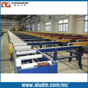 New Design and Qualified Aluminum Extrusion Cooling Tables/Handling Tables in Aluminum Extrusion Machine pictures & photos