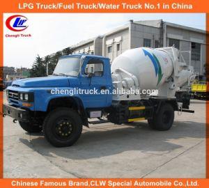 3cbm-4cbm Ciment Betonniere Camion Concrete Mixer pictures & photos