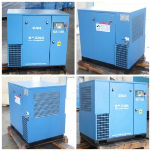 10HP 7.5kw Electric Single Stage Air Compressor pictures & photos