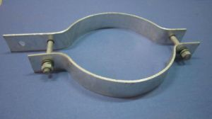High Quality Galvanized Stainless Steel Pole Clamp Fittings Suppliers pictures & photos