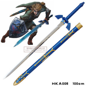 The Legend of Zelda Swords Movie Swords with Scabbard 1: 1 pictures & photos