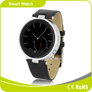 Factory Price Support Ios & Android OS Round Touch Screen Sync Calls SMS Facebook Email Sos Smartphone Smartwatch pictures & photos