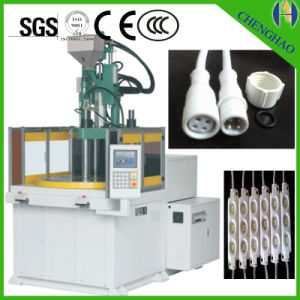 Automatic Connectors Cable and USB Making Machine Rotary Table Injection Molding Machine pictures & photos