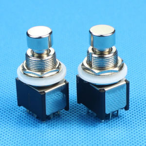 3PDT Foot Switch; PCB Pedal Switch; Push Button Switch (PBS-24-302SP/PBS-24-312SP) pictures & photos