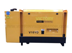9kVA~72.5kVA Yangdong Silent Diesel Genset with Ce Certifications pictures & photos