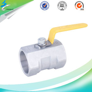 Stainless Steel Precision Casting Thread Control Ball Valve pictures & photos