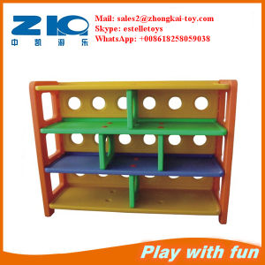 Plastic Toy Cabinet for Children pictures & photos