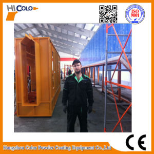 Powder Coating Curing Tunnel Oven Was Bought in Russia pictures & photos