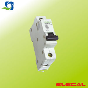 Dz65-63 Series Miniature Circuit Breaker pictures & photos