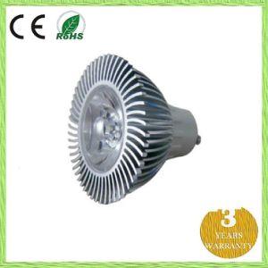 3W LED Spotlight (WF-GU10-3WX1) pictures & photos